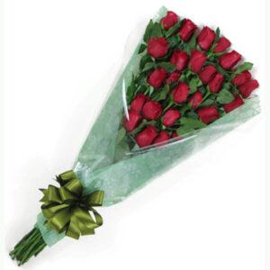 24-rosas en-celofan