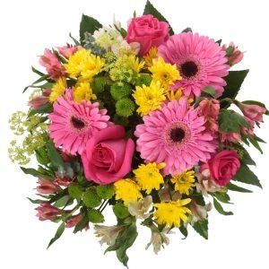 bouquet rosado